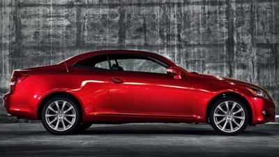Irresistible Dynamic Design Lexus Is 250 C